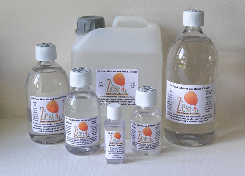 Zest-It Art Products